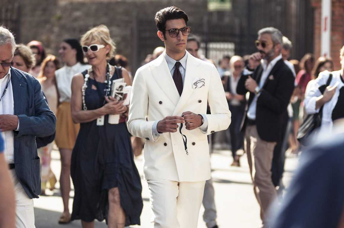 How To Wear & Style A Double Breasted Suit