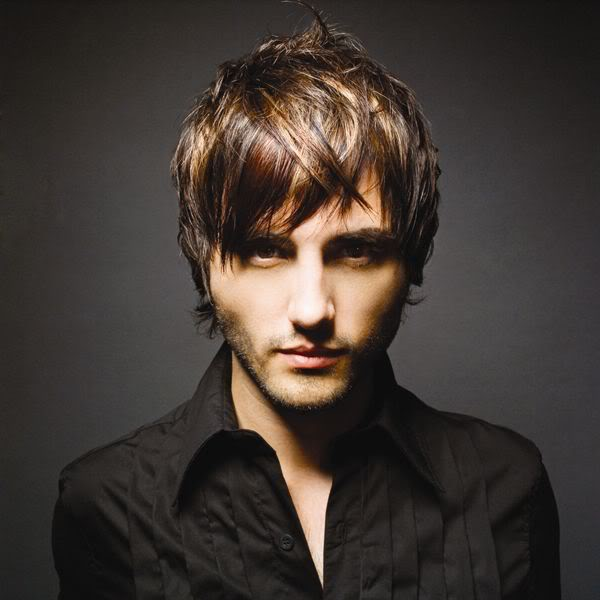 Long and Pixie male Haircut