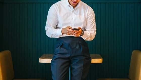 A Complete Guide To Men's Pleated Pants