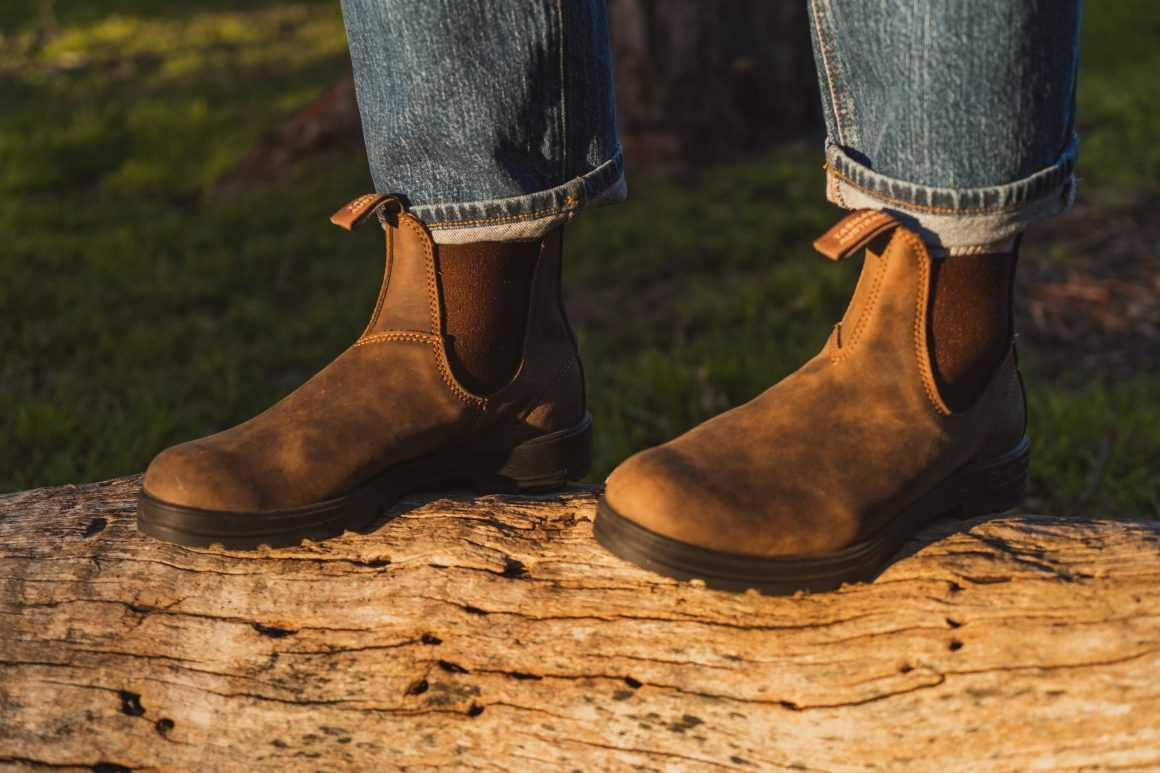 Chelsea Boots- Types of Boots
