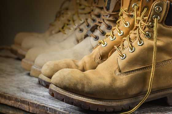 types of boots for men